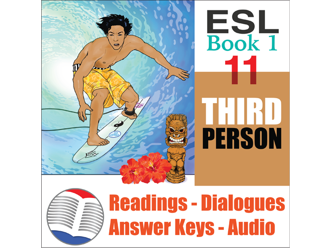 ESL Readings & Exercises Book 1-11