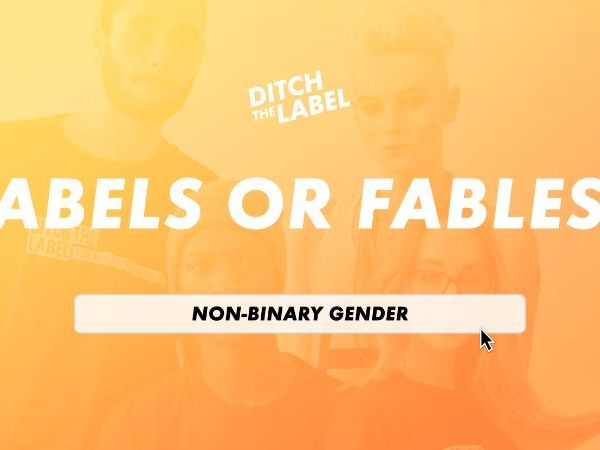 Labels or Fables? The Gender Binary - from Ditch the Label