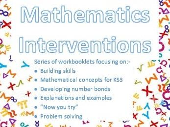 Mathematics Intervention: 3 - Addition, Subtraction, Multiplication & Division