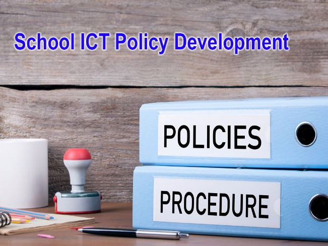 School ICT Policy Writing