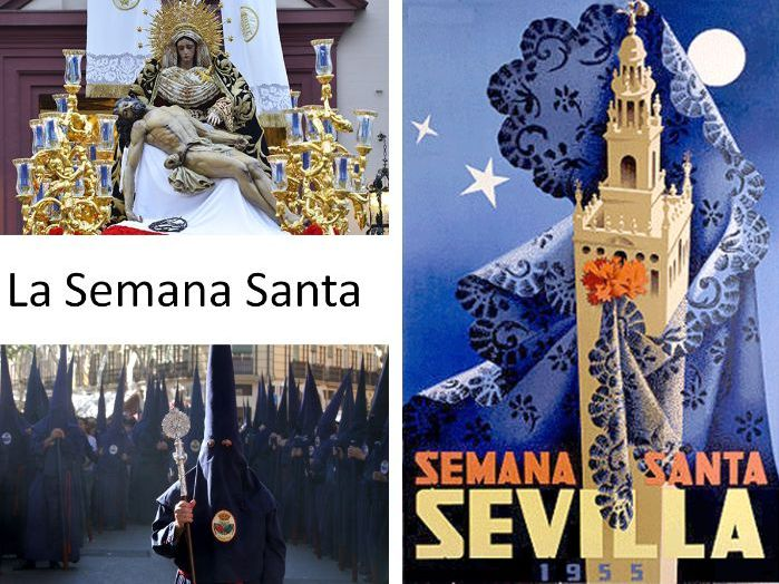 A - Level Spanish: La Semana Santa (General)