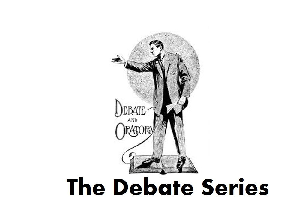 Scheme of Work - The Debate Series: Controversial Issues