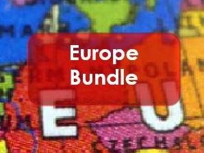 Tutor Time: Citizenship: Europe Bundle