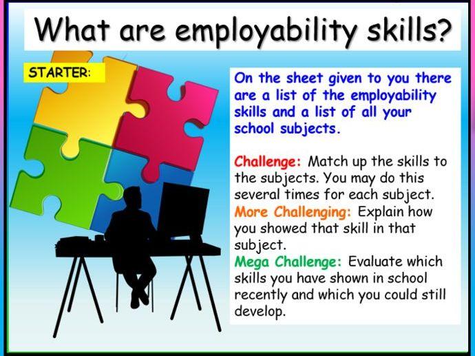 Careers - Employability