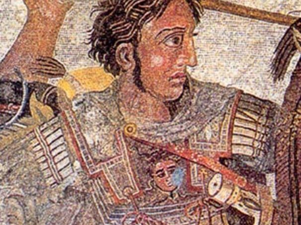 OCR Ancient History, Alexander the Great: Persia