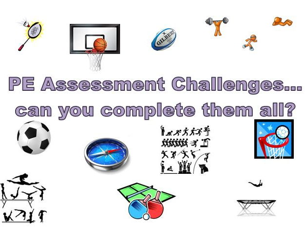 Assessment without Levels Framework and Resources for PE