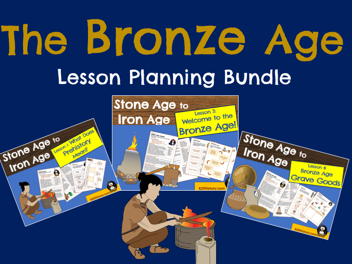 Bronze Age Lesson Bundle