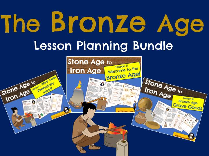 Bronze Age Lesson Bundle