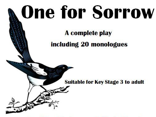 One for Sorrow - A Play With 20 Monologues