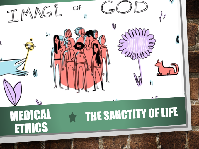 AQA Theme B Religion and Life 9: Medical Ethics and the Sanctity of Life