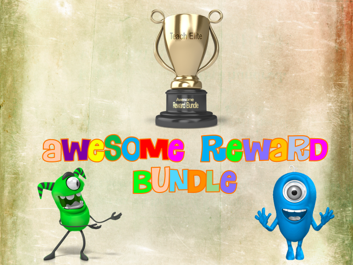 Awesome Behaviour Bundle FREE with code: MARVELLOUS-MAY