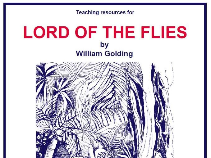 KS4 Lord of the Flies Scheme of Work