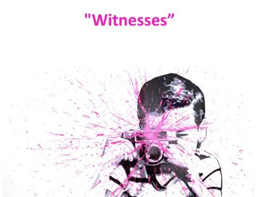 'Witnesses' - WorkSheet