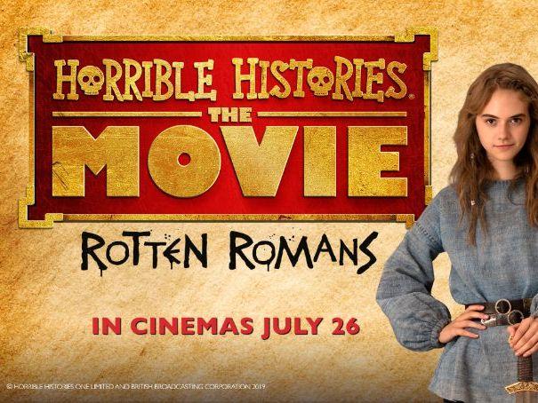 Horrible Histories: The Movie - Rotten Romans, 'Team Roman vs. Team Celt'