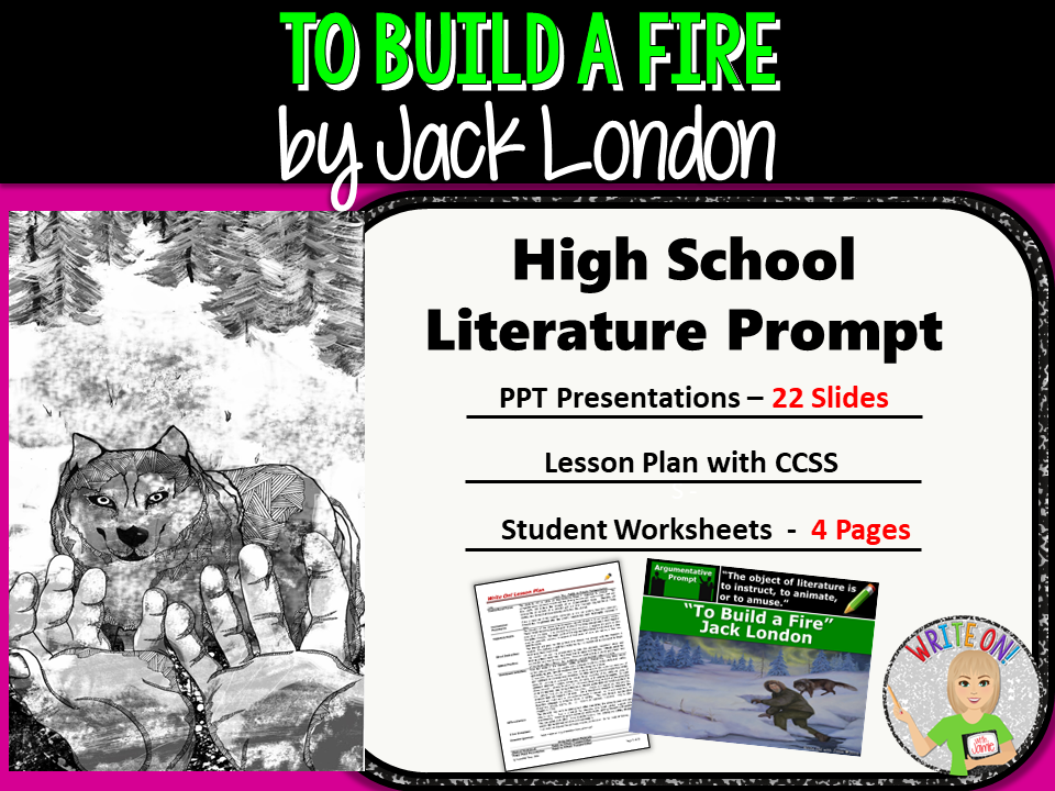 an analysis of to build a fire by jack london To build a fire: biography: jack london, free study guides and book notes including comprehensive chapter analysis, complete summary analysis, author biography information, character profiles, theme analysis, metaphor analysis, and top ten quotes on classic literature.