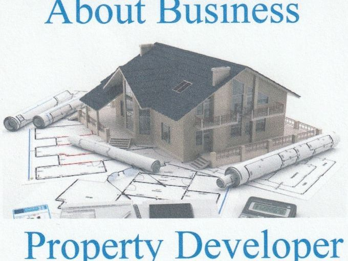 About Business - Property Developer