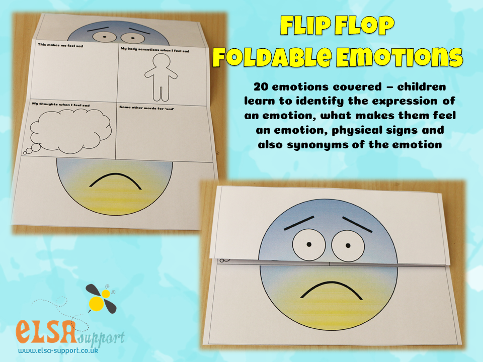Foldable Emoji Emotions