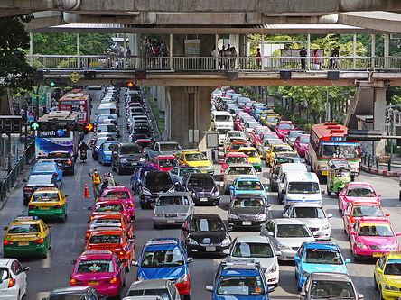 Congestion - Bangkok
