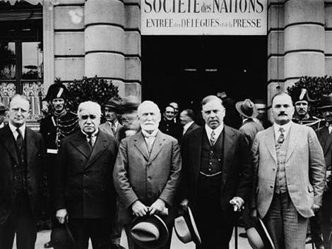 What is the League of Nations? Lesson