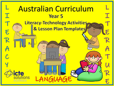 Year 5 Literacy Lesson Plans Teaching Resource
