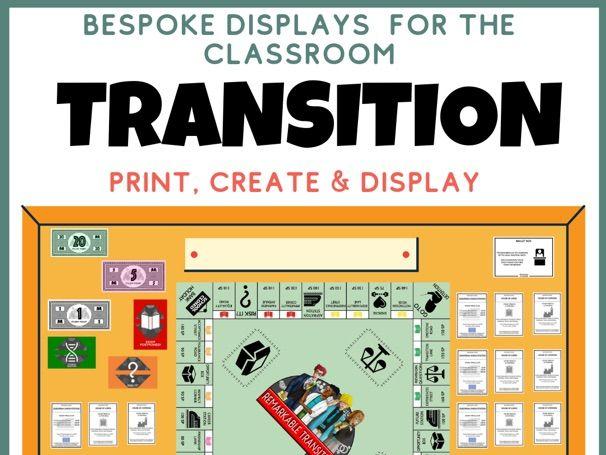 Transition Display Wall