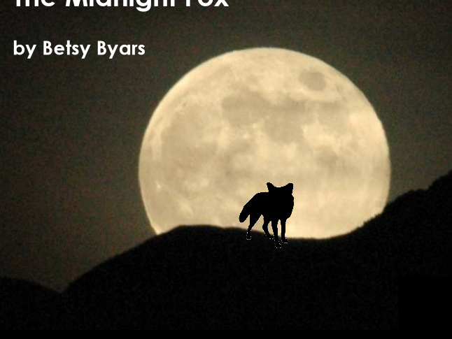 Betsy Byars' Midnight Fox Book Study