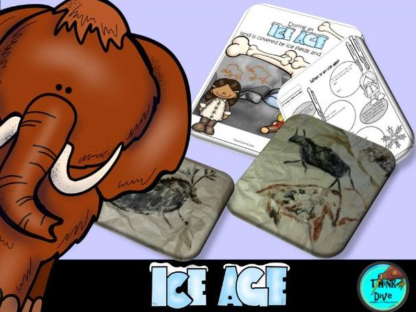 Curious About Ice Age