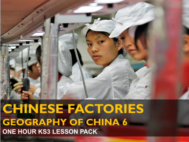 Chinese Factories: Working Conditions - Geography of China 6