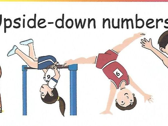 INVESTIGATING Upside-down numbers