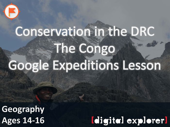 Conservation in the DRC #GoogleExpeditions Lesson