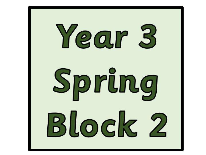 Year 3 - Spring Block 2 - Measurement - Money (Block 5)