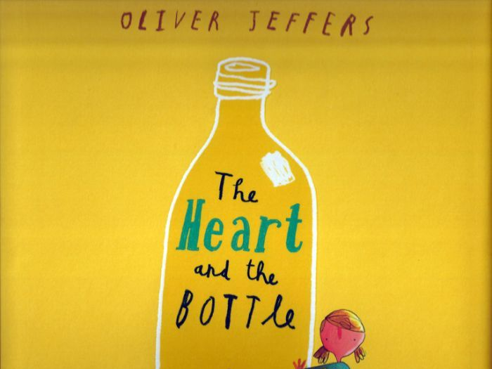 2 Week Writing Unit inspired by The Heart and the Bottle