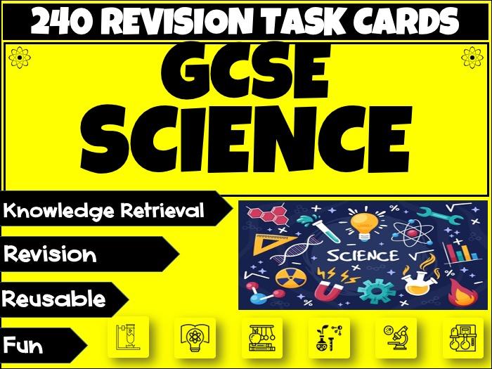 GCSE Science Revision