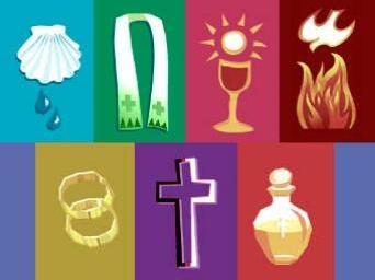 Sacraments - Christianity Eduqas 1-9