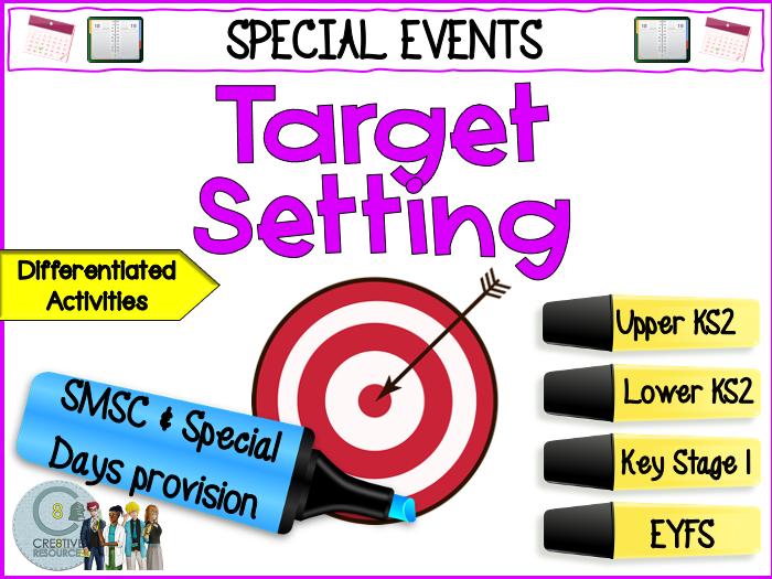 Target Setting - September
