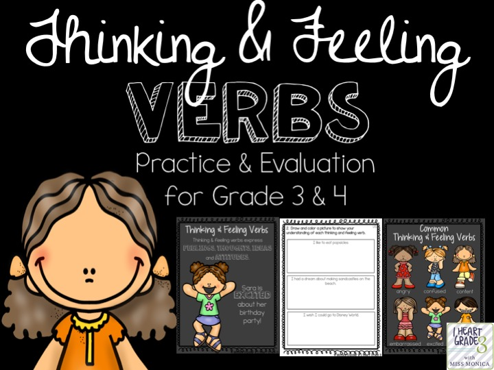 Thinking and Feeling Verbs