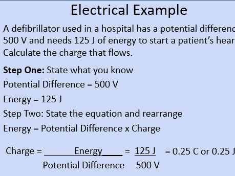 GCSE OCR Physics: Simple Circuits