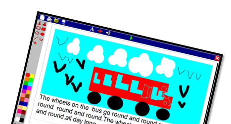 KS1 Computing planning Y1 - creating an e-book (we are storytellers) - 2Create A Story