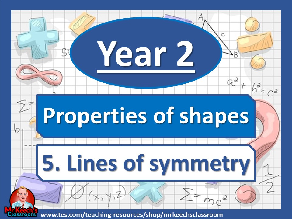 Year 2 – Shape – Lines of symmetry - White Rose Maths