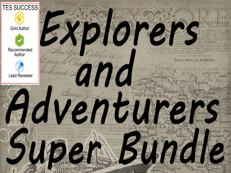 Explorers and Adventure Topic
