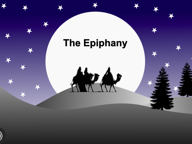 collective worship The Epiphany