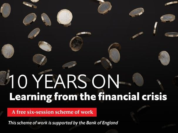 Ten years on – learning from the financial crisis