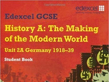 Weimar & Nazi Germany GCSE revision guide