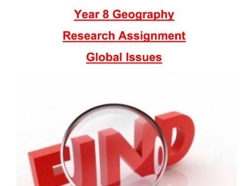 Geography homework help year 8