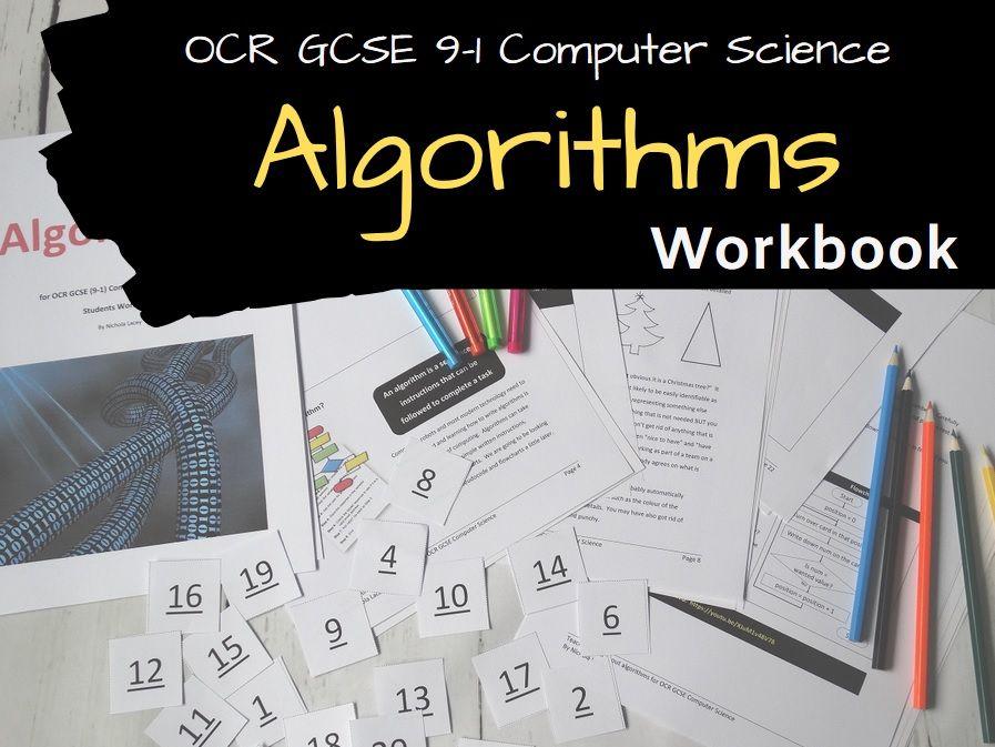 Algorithms OCR GCSE 9-1 Workbook