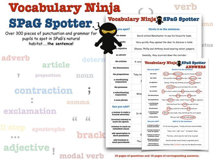 SPaG Spotter 10 Pack