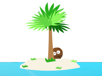 The Shy Coconut - Inference Reading Activities