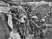 Original World War One Song : In The Trenches WW1