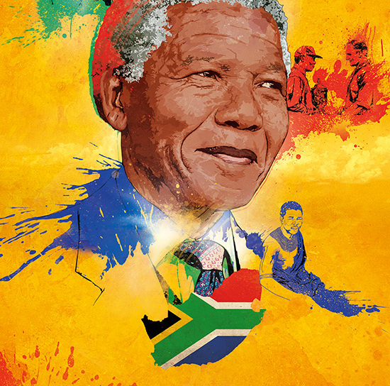 Nelson Mandela Biography Activity