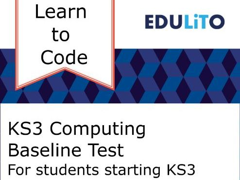 KS3 Computing Baseline Test